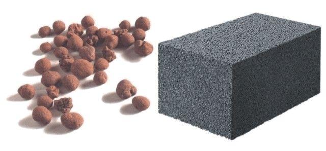 Керамзитобетонные блоки являются экологически чистым строительным материалом