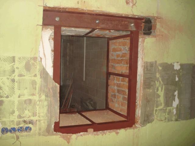 Проем в кирпичной стене – избегаем подводных камней