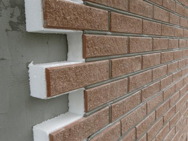 Фасадные термопанели с клинкерной плиткой, защитно-декоративный  материал для отделки зданий