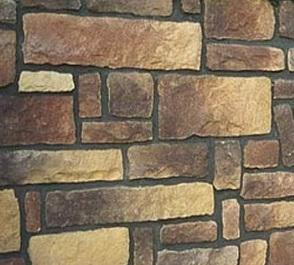 отделка стен имитацией